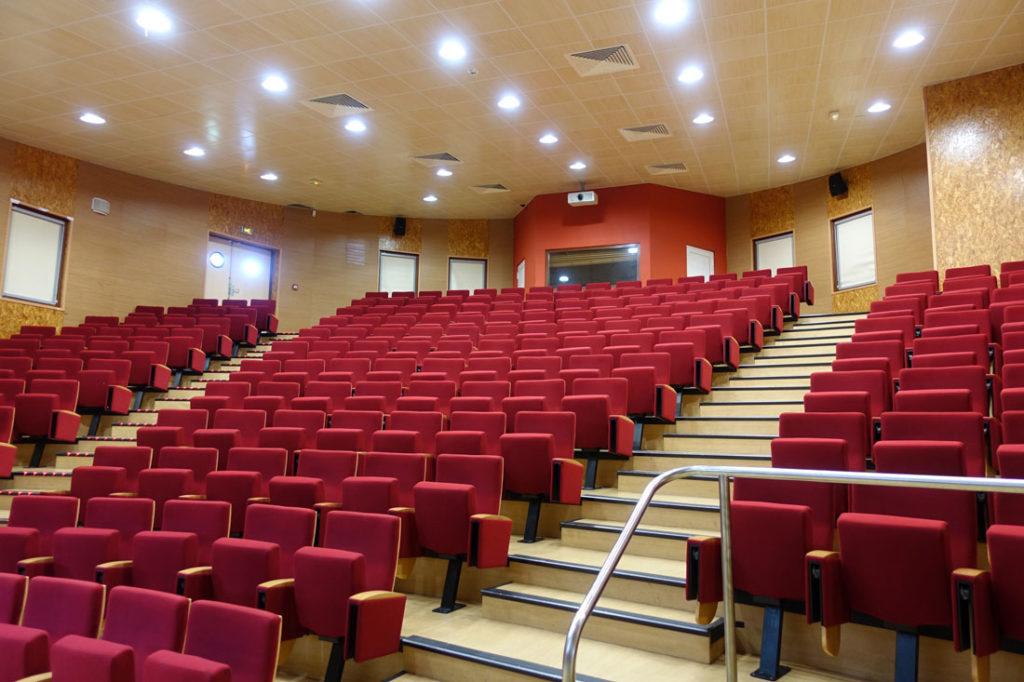 Amphithéâtre Institut Martiniquais du Sport