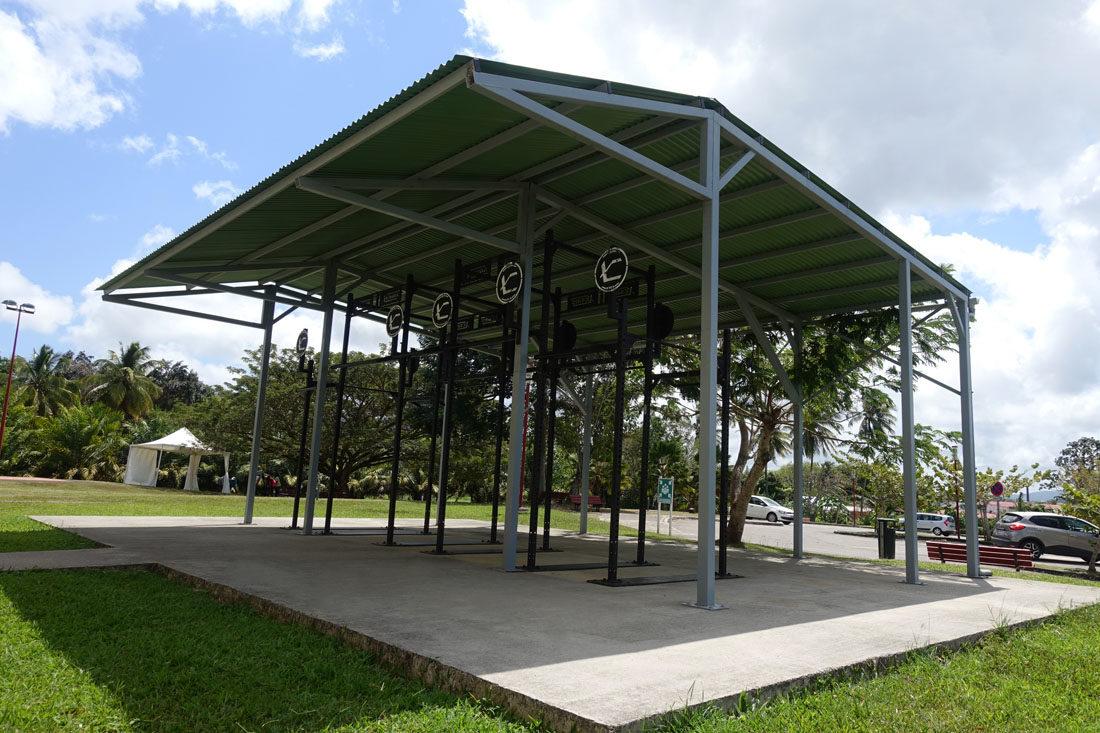 Cage de crossfit IMS Martinique