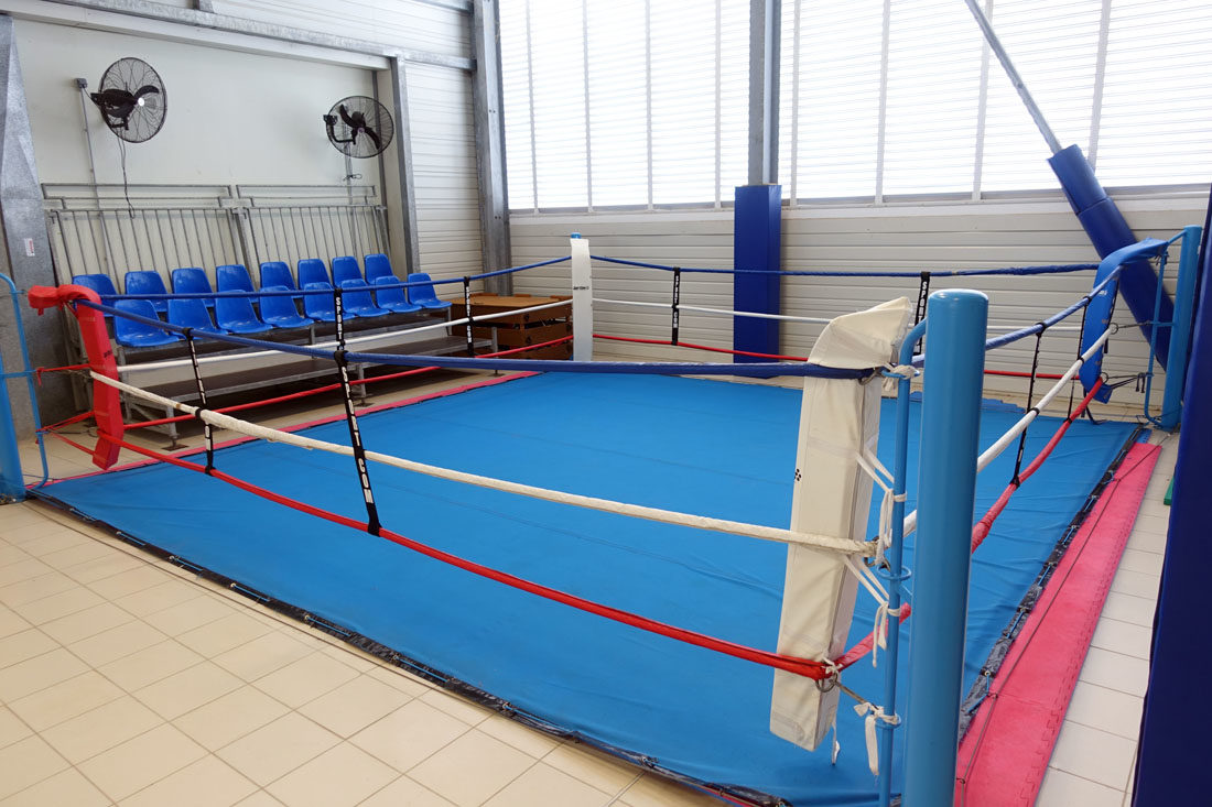 ring de boxe martinique