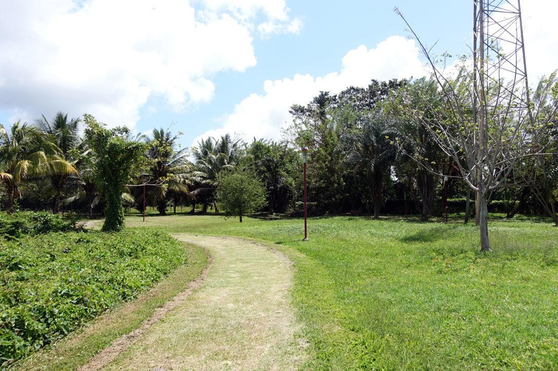 Parcours santé Institut Martiniquais du SPort IMS