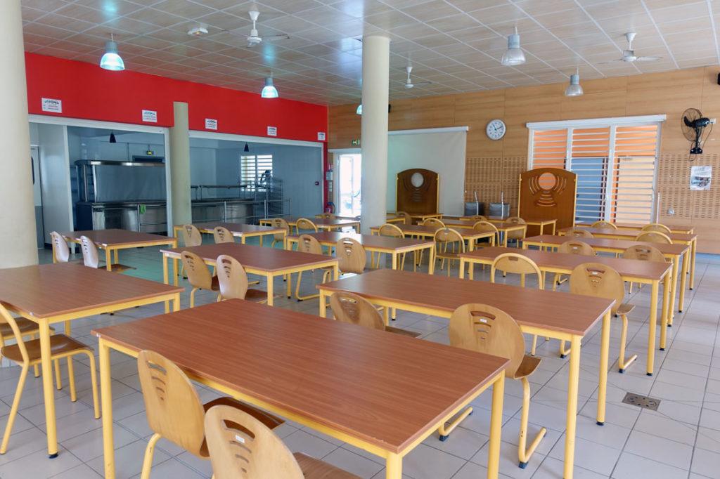 Restaurant Institut Martiniquais du Sport