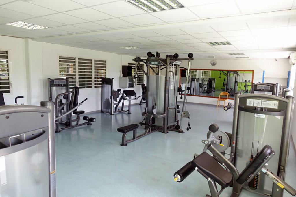 salle de musculation Le Lamentin Martinique IMS