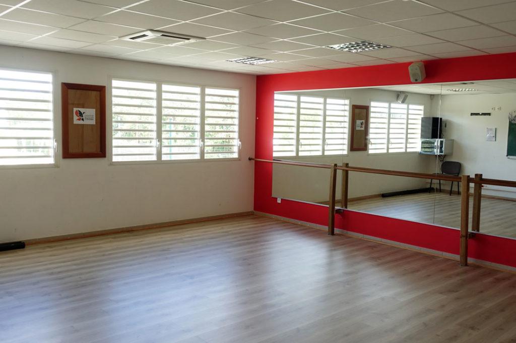 salle de danse et gym martinique IMS