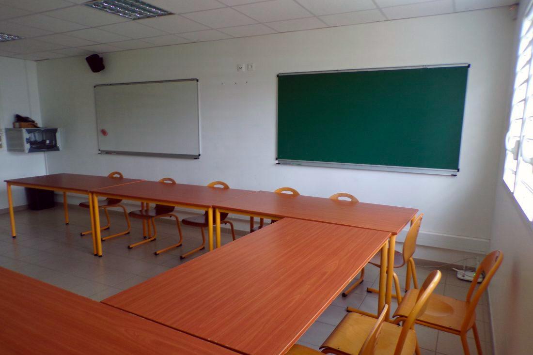 Salle de formation Institut Martiniquais du Sport