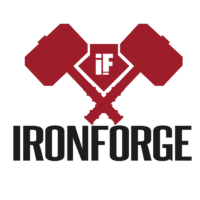 LOGO IRFG PNG - IRONFORGE FITNESS